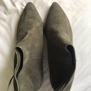 Splendid size 7 suede booties